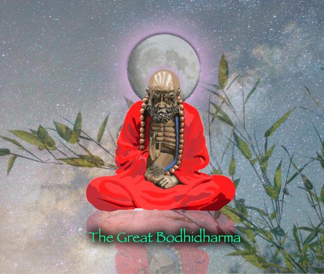 Zen Patriarch The Great Bodhidharma